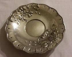 Antik ezüst tàlka, 150 gr, magyar Diana fémjellel, szép kézi megmunkàlàssal