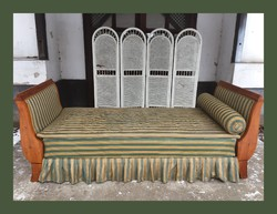 Különleges Bieder? szingli ágy,kanapé