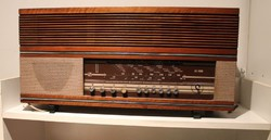 Ritka Zengő RZ4900 rádió
