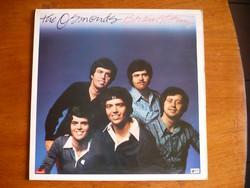 The Osmonds -Brainstorm bakelit lemez
