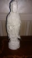 Herendi fehér szobor 31 cm