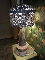 80 cm magas asztali lámpa különlegesség.......