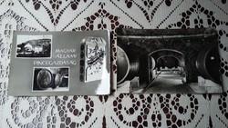 Régi képeslap: Magyar Állami Pincegazdaság - Balatonfüred  ( a Badacsonylábdihegyi eladva)