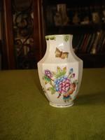 Herendi viktória mintás váza, 12cm