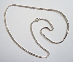 43 cm hosszú ezüst nyaklánc