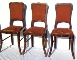 Antik szék 3 db (19)