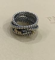 Eredeti Pandora bicolor brilles gyűrű