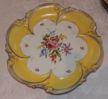 Germán ilmenau porcelán tál
