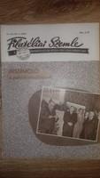 FILATÉLIAI SZEMLE 1957  VII.évfolyam 11.szám