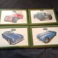 OT autók képei keretben