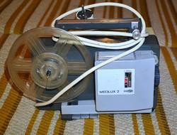 Molux 2 meopta 8mm filmvetítő