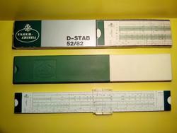 Faber-Castell D-STAB 52/82 logarléc
