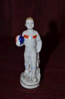 Labdás fiú figura  ( DBZ 00100 )