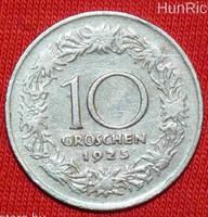 10 Groschen - 1925. Ausztria