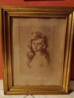 Merényi Rudolf festőművész 1926