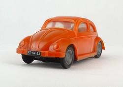 0O753 Retro lendkerekes lemezárú Volkswagen bogár