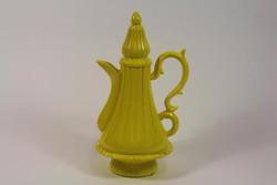 30 cm magas design art deco teás kávés kancsó kiöntő