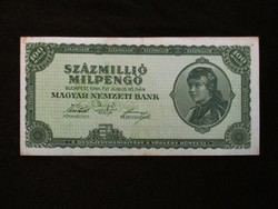 SZÁZMILLIÓ MILPENGŐ - SZÉP FESZES TARTÁSBAN 1946