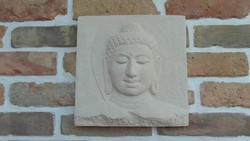 Buddha falidísz