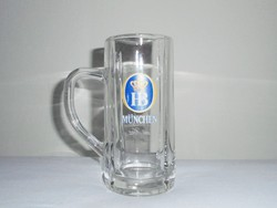HB Hofbrau München német sörös korsó - 1980-as évekből