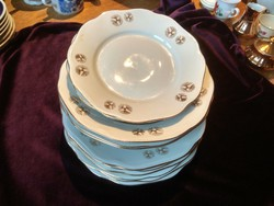 Cseh jelzett tányérok   bohémia