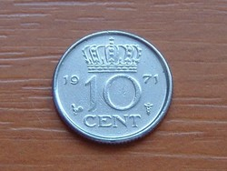 HOLLANDIA 10 CENT 1971