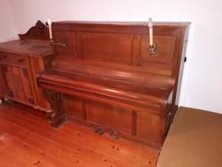 Gebrűder Stinegl Wien tipusú pianínó