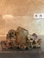 Antik zsírkő szobór