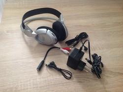Rádiójel vezérlésű fejhallgató, Vivanco FMH- 6050