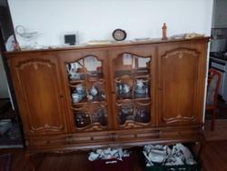 Warrings nappali szekrény 215x45x150cm magas