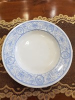Szép régi szecessziós Zsolnay tányér