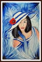 Czinóber - Blue