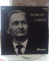 Németh László Élőszóval hanglemez 1984