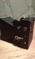 EHO márkájú antik fényképezőgép