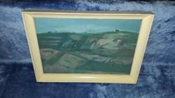 1,-Ft Eredeti Czinkotay Frigyes képcsarnokos festmény!Eredetiségére garancia van.