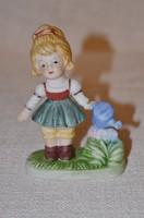 Kislány locsolóval  ( DBZ 00101 )