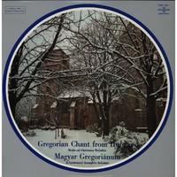Gregorian Chants from Hungary-Magyar Gregoriánum bakelit LP