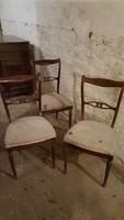 Neobarokk székek !