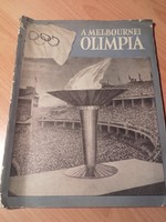 A melbournei olimpia - folyóirat,1956,sport,sporttörténet , olimpiai játékok