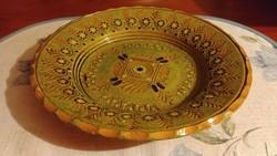Régi Óbányai tányér
