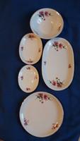 Alföldi porcelán tálaló tálak (5 db)