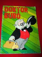 Dr. Bubó, retro képregény