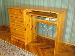 Skandináv stílusú íróasztal és számítógépasztal