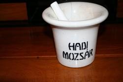 I. világháborús porcelán hadimozsár