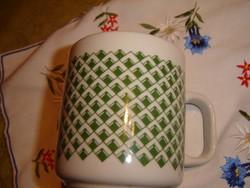 Csodás zöld teás csésze