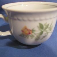 Kahla virágos  csésze A075