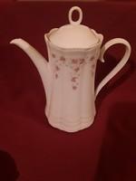 1890 Mesés Bavaria Schirnding teás kanna kiöntő 24 cm