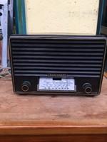 Telefunken minisuper bakelit rádió