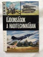 Újdonságok a haditechnikában 1967