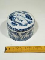 Régi porcelán doboz